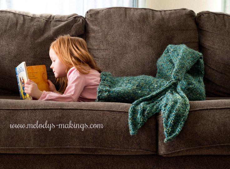Kind zeemeermin staart deken breien patroon - zeemeermin staart deken breien patroon - breien zeemeermin staart deken patroon door MelodysMakings op Etsy https://www.etsy.com/nl/listing/268306566/kind-zeemeermin-staart-deken-breien