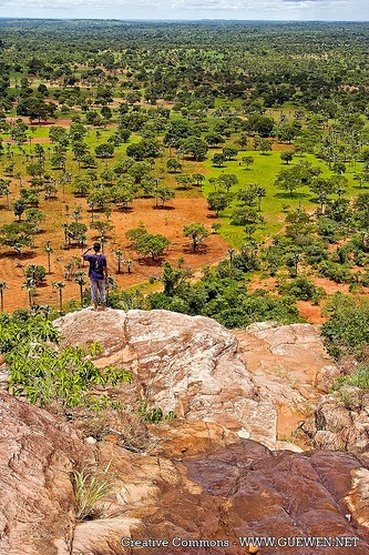 I fell in love with Burkina Faso on my first mission trip when I was 14. Beautiful people & sunny flatlands that go on as far as the eye can see!