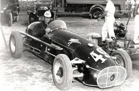 1950 - Jack McGrath's (#49) Kurtis Kraft/3000 Offenhauser – Qualified: 6th, Speed (131.860 mph) Finished: 14th, Spun Off the Track, Lap 131