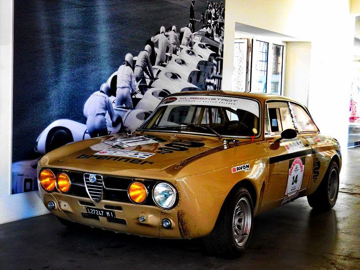 https://flic.kr/p/PuYnzF | Alfa Romeo 1750 | Frankfurt am Main, Germany