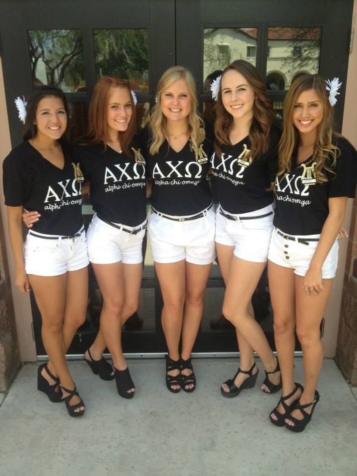 Alpha Chi Omega Recruitment #GreekClick