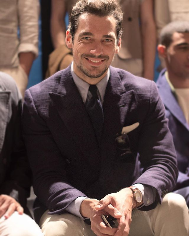 Who's excited for London Collections: Men?! Throw back to S/S17 at the @privatewhitevc Presentation with @davidgandy_official #LCM #London #DavidGandy #blogger #bblogger #lblogger #fblogger #fashion #model