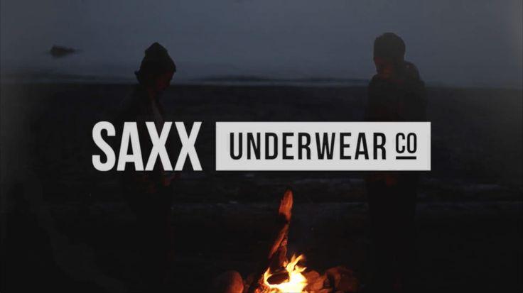 SAXX Underwear Brand -  Free To Move
