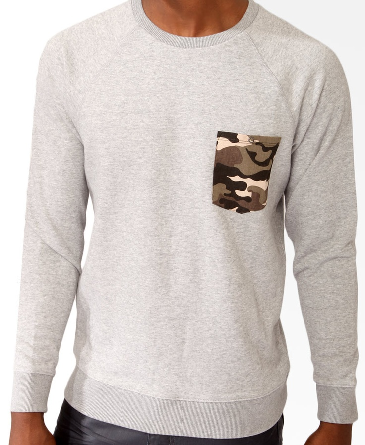 Forever 21 Men's T-Shirts Forever 21 tees are made from a variety of materials that suit the needs of just about every man. Men's T-shirts from Forever 21 come in many different sizes, styles, and colors.