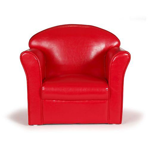 Pour Quentin - Clubby - Fauteuils enfant-Petits meubles enfant Fauteuil club enfant