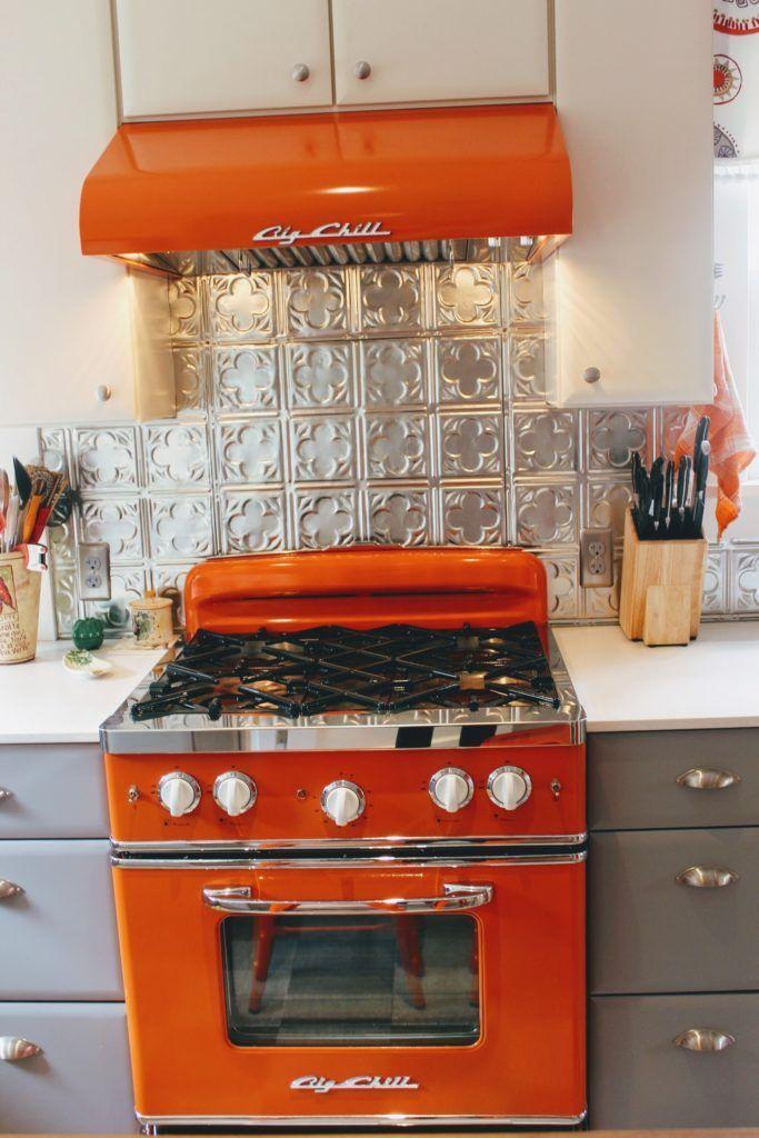 13 Must See Retro Big Chill Kitchen Layouts Retro Home Retro