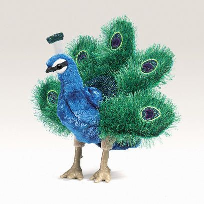 Mr Arthurs Puppets   Wild Birds