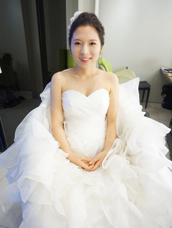 10월의 신부♡ 코사지연출로 러블리와 우아함을 함께 연출하다!! 1st 뮤사이 서은실장♡