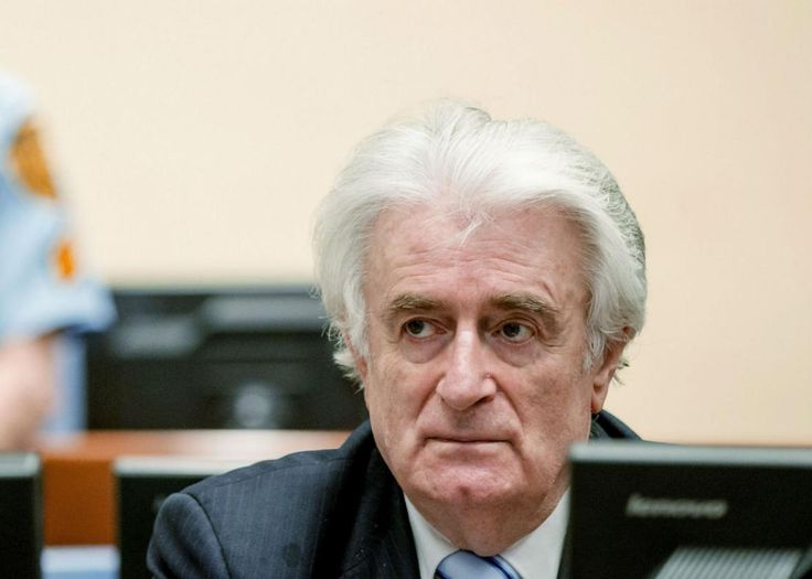 Slate Podcast on the Karadzic Verdict. Rather inexcusable that the write-up says it was the International Criminal Court, but whatever.