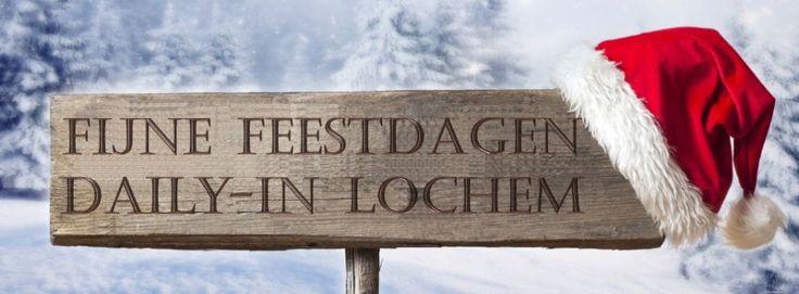 Winterse sferen en activiteiten in Lochem en bij Daily-in Lochem