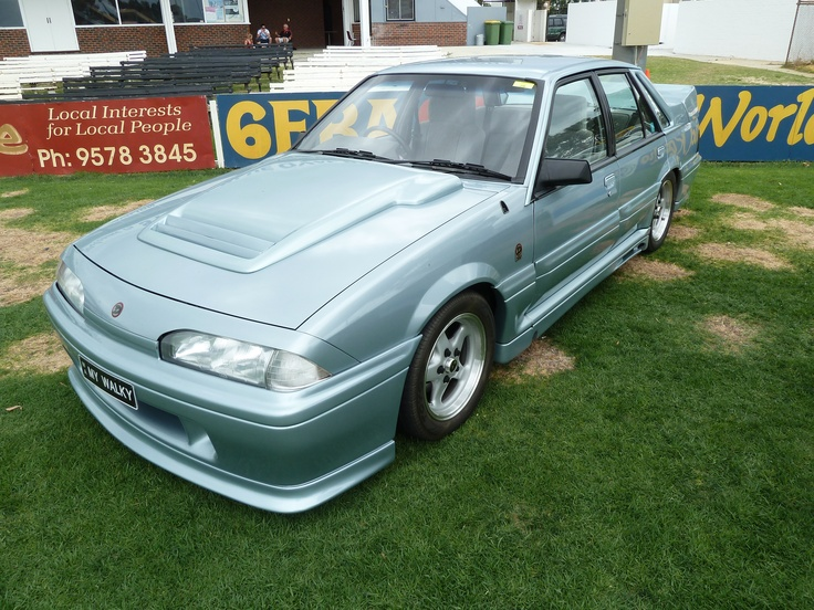 "1986 Holden Commodore VL ""Walkinshaw"""