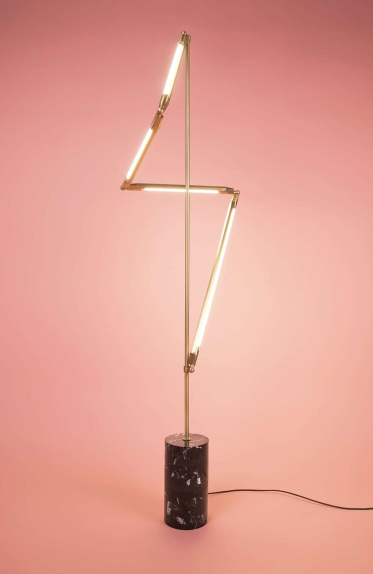 Nice She Creates Sculptural Lights In Various Geometric Shapes. Most Of The  Design Pieces Consist Of Design