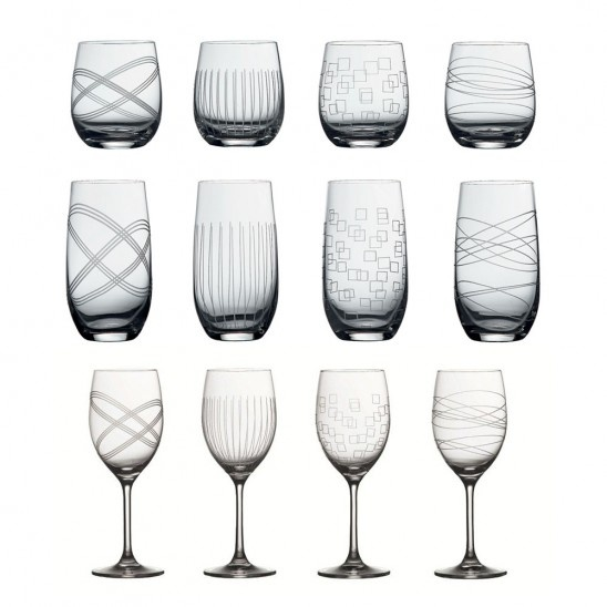 Royal Doulton Party Glass Collection