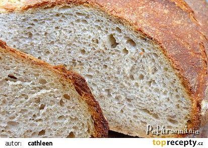 Světlý kváskový chléb recept - TopRecepty.cz