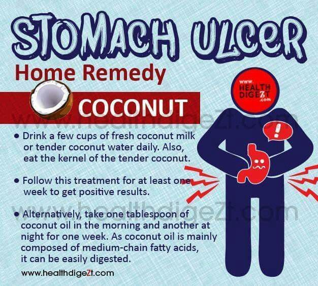 Best Natural Cures For A Stomach Ulcer