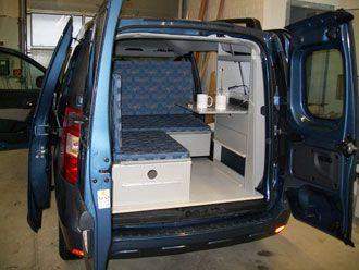 c tech campingvan minicamper dokkamp camper. Black Bedroom Furniture Sets. Home Design Ideas