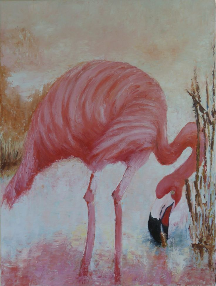 View Pink Flamingo by Ta Thimkaeo. Browse more art for sale at great prices. New art added daily. Buy original art direct from international artists. Shop now