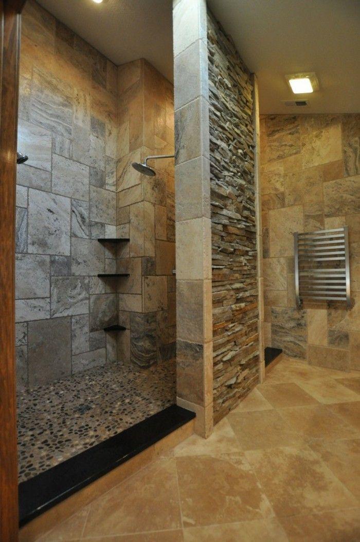 Walk In Duschen Gemauert badezimmer dusche gemauert die besten 25 begehbare dusche ideen