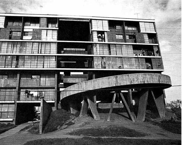 B.V.C.H. | Unidad Vecinal Portales (1964)