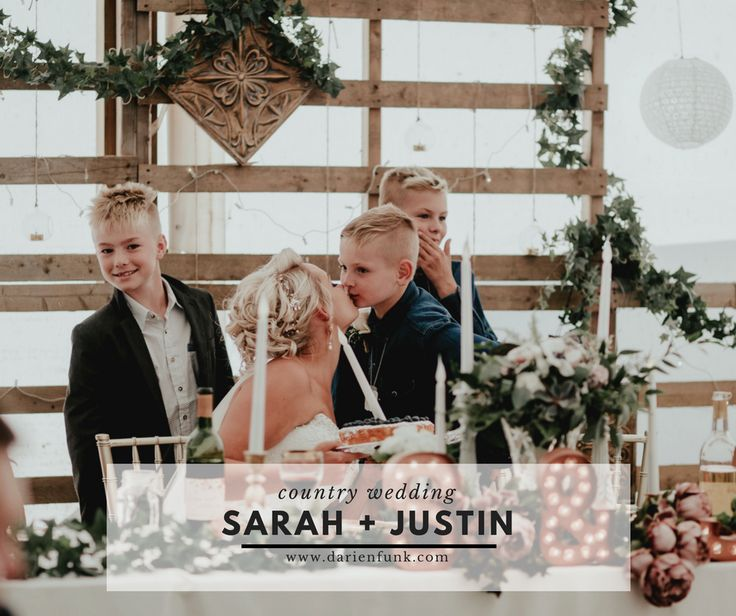 SARAH + JUSTIN    ST.MARY'S, ONTARIO WEDDING