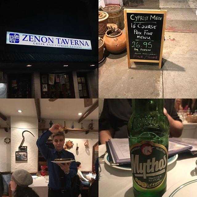 Zenon Taverna   Astoria