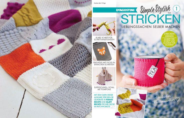 Simple-Stylish-Stricken-Zeitschrift