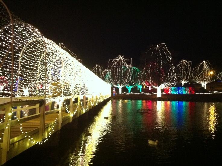 chickasha festival of lights - Chickasha Christmas Lights