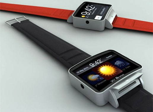 Apple Touch Screen Wrist Watch