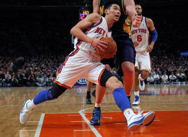 New York Knicks Jeremy Lin Lin madness
