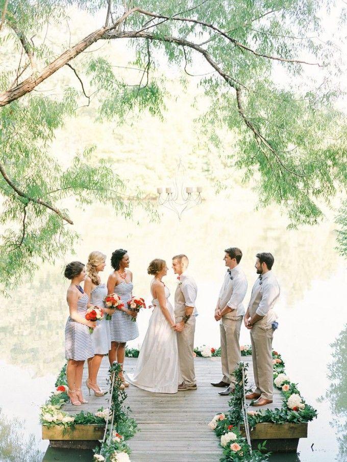 Summer Southern Wedding Inspiration at Historic Cedarwood | Cedarwood Weddings