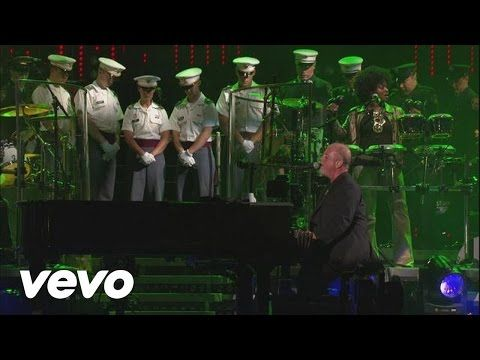 Billy Joel - Goodnight Saigon (Live at Shea Stadium) - YouTube
