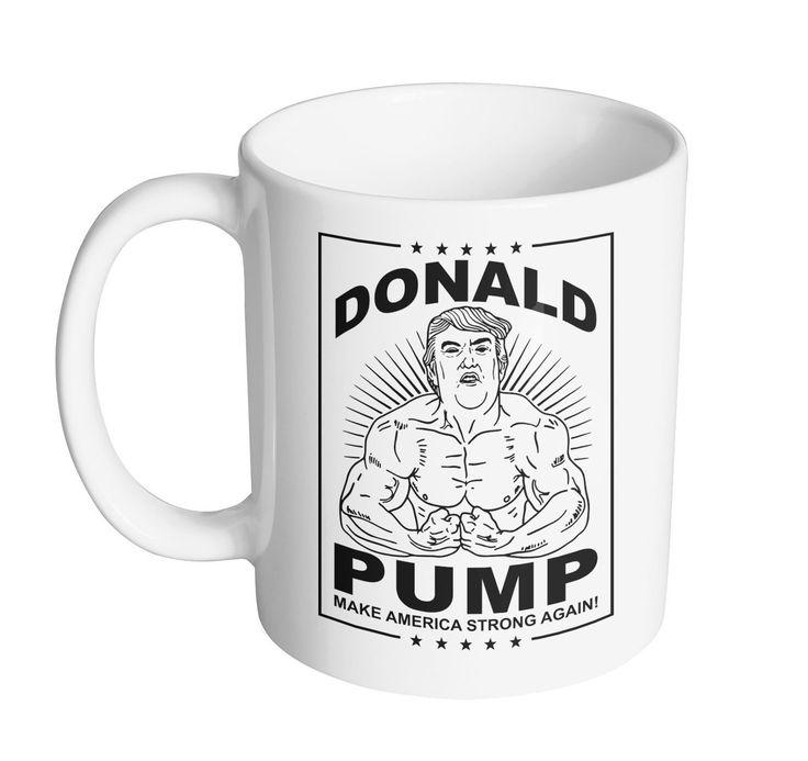Donald Pump - Make America Strong Again