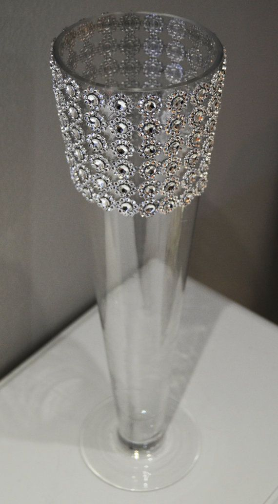 Best ideas about trumpet vase centerpiece on pinterest