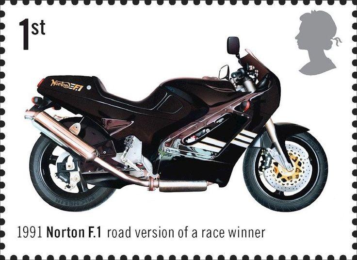 Norton F.1 1991