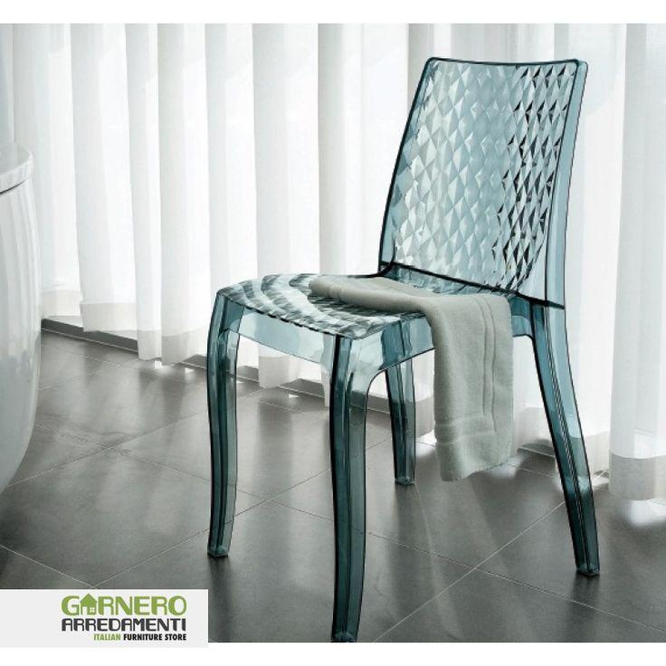 34 migliori immagini sedie trasparenti in policarbonato su for Sedia ufficio trasparente