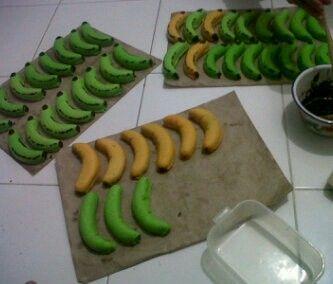 Beauty of banana