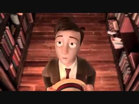 los fantasticos libros voladores del señor Morris Lessmore - YouTube