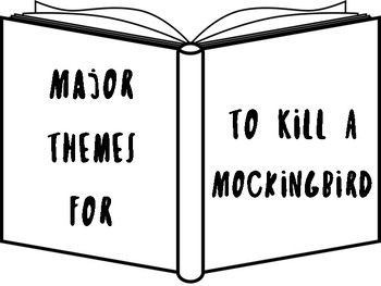 exploring the main theme in harper lees novel to kill a mockingbird To kill a mockingbird by harper lee was written in the 1950s and published mid-1960 we shall explore the plot, characters and themes in the book the symbolism relied on by the author shall be addressed according to its relevance to the plot.