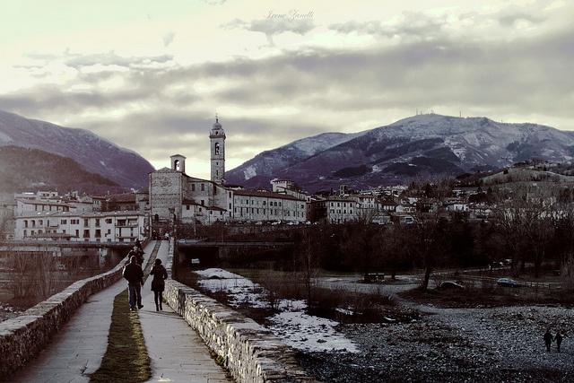 Bobbio - Piacenza, Italy