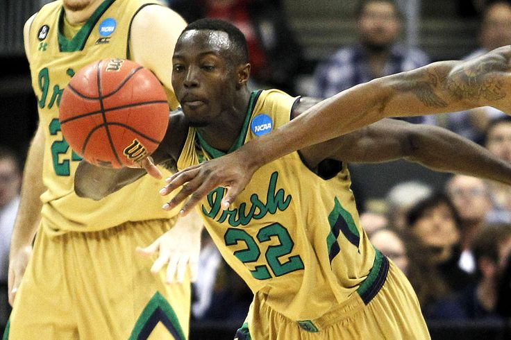 Why Notre Dame's Jerian Grant was born to ball Notre Dame Basketball  #NotreDameBasketball