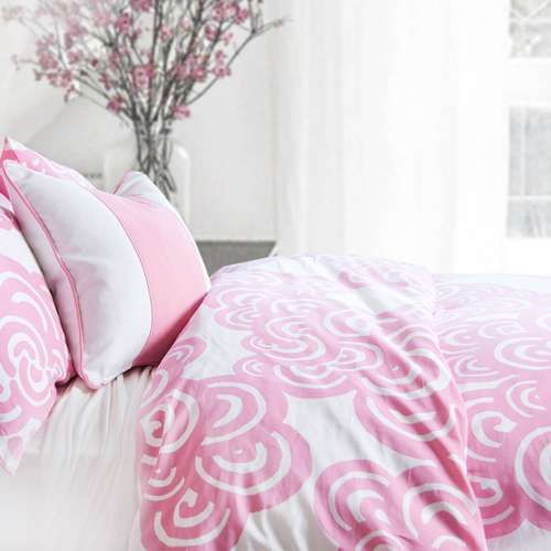 Bloom Twin Duvet Cover