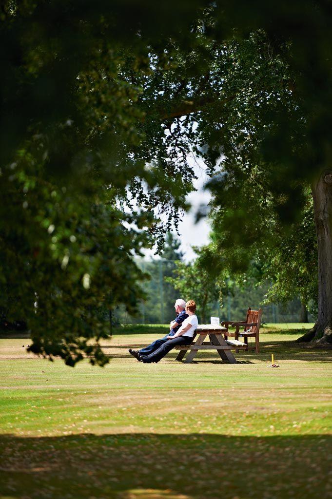 Alvaston Hall grounds