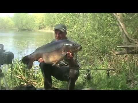 Carp fishing fun! Dave Lane Carp Fishing Video Diary from Fishtec