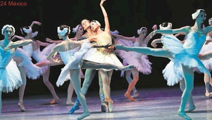 """Ballet """"El lago de los cisnes"""" regresa al Palacio de Bellas Artes"""