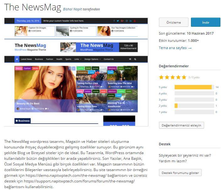 Ücretsiz WordPress Teması Seçerken Bilinmesi Gerekenler