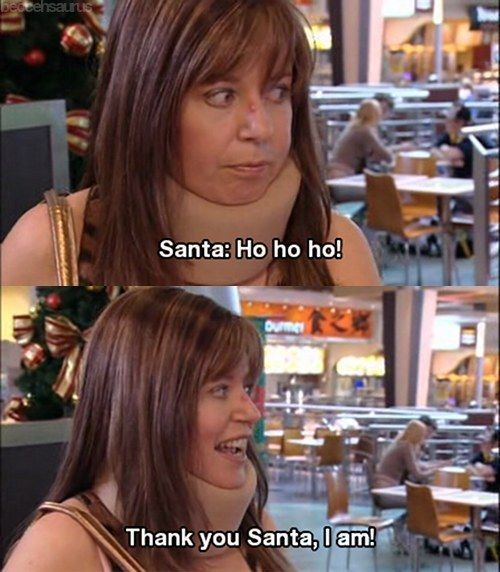 """You know what you're about. 
