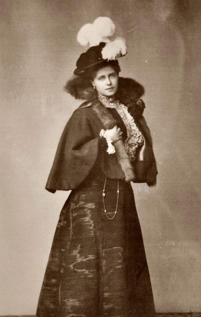 Queen Maria of Romania
