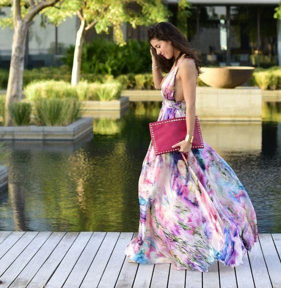 10 ideas de vestidos para asistir a una boda de día - Mujer de 10