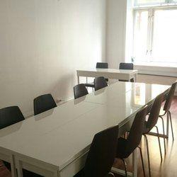 Studio BoosTalk har også fleksibelt møterom.