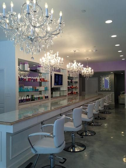 17 best ideas about nail bar on pinterest nail salon design manicure station and salons decor - Bar salon design ...